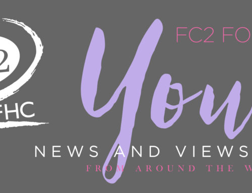 FC2 for YOU!  Global Female Condom Day 2020 Edition