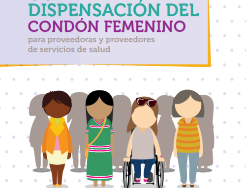 UNFPA Costa Rica – The female condom provision manual/Guía de dispensación del condón femenino