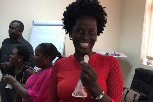 The Female Health Company spent the first two weeks of June in Kampala, working with the Ministry of Health and the Uganda Health Marketing Group (UHMG)