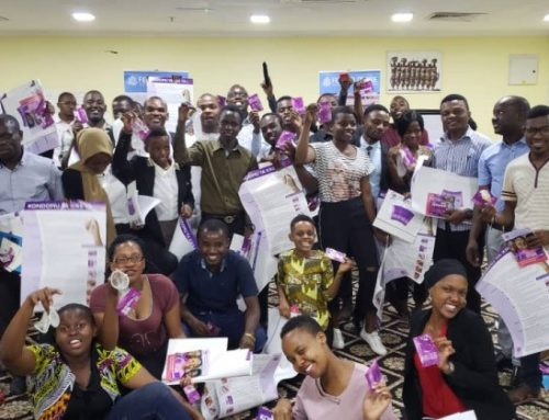 Female Condom Education and Promotion Project: Closing Knowledge gaps, Breaking Barriers